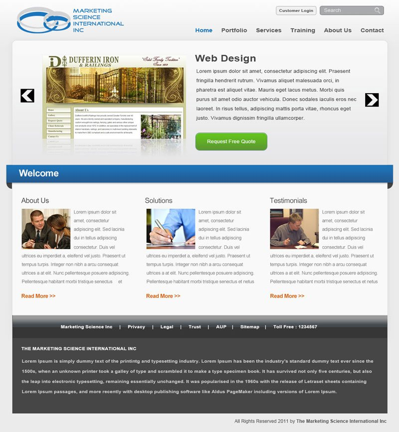 MSII - Home Page